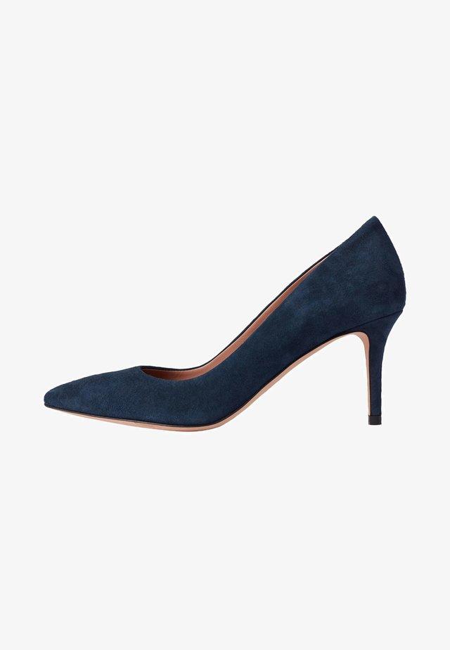 EDDIE - Classic heels - dark blue