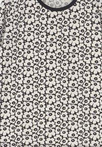 Marimekko - OULI PIKKUINEN UNIKKO - Long sleeved top - black/off white - 2