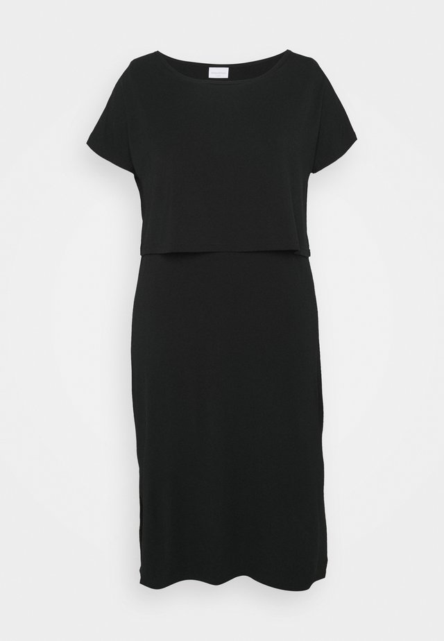 MLJILL DRESS  - Jerseyklänning - black