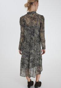 ICHI - IHASSIP DR - Shirt dress - oxford tan - 1