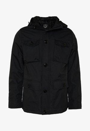 LENNON - Lehká bunda - black