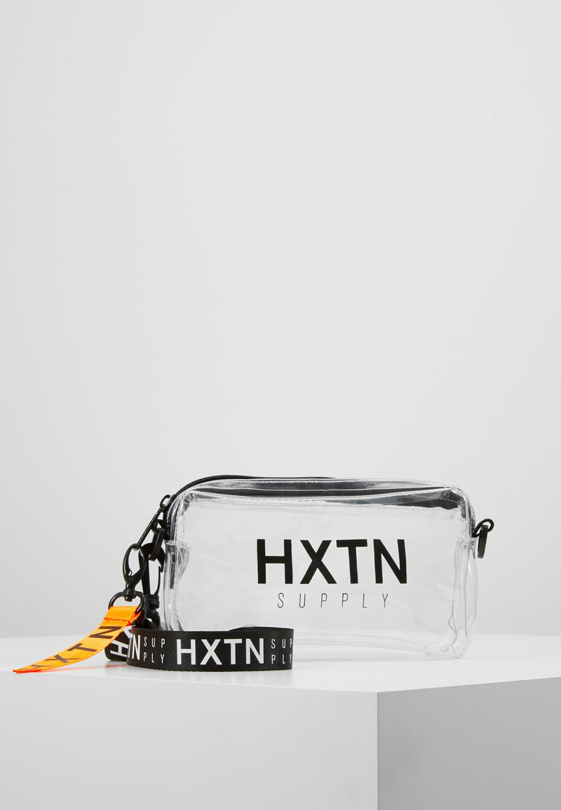 HXTN Supply - PRIME OPERATOR - Across body bag - optic clear