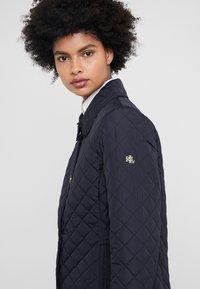 Lauren Ralph Lauren - QUILT - Light jacket - dark navy - 5