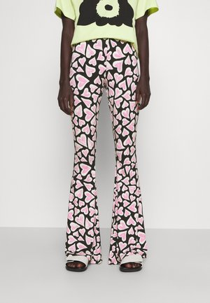 SANA FLARED  - Trousers - multi