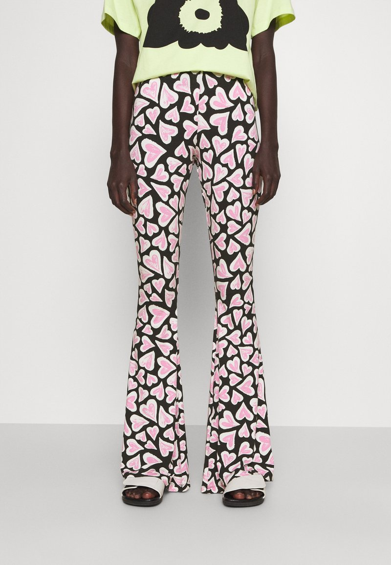 Stieglitz - SANA FLARED  - Kalhoty - multi