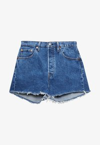 Levi's® - 501® ORIGINAL - Jeans Short / cowboy shorts - blue denim - 0