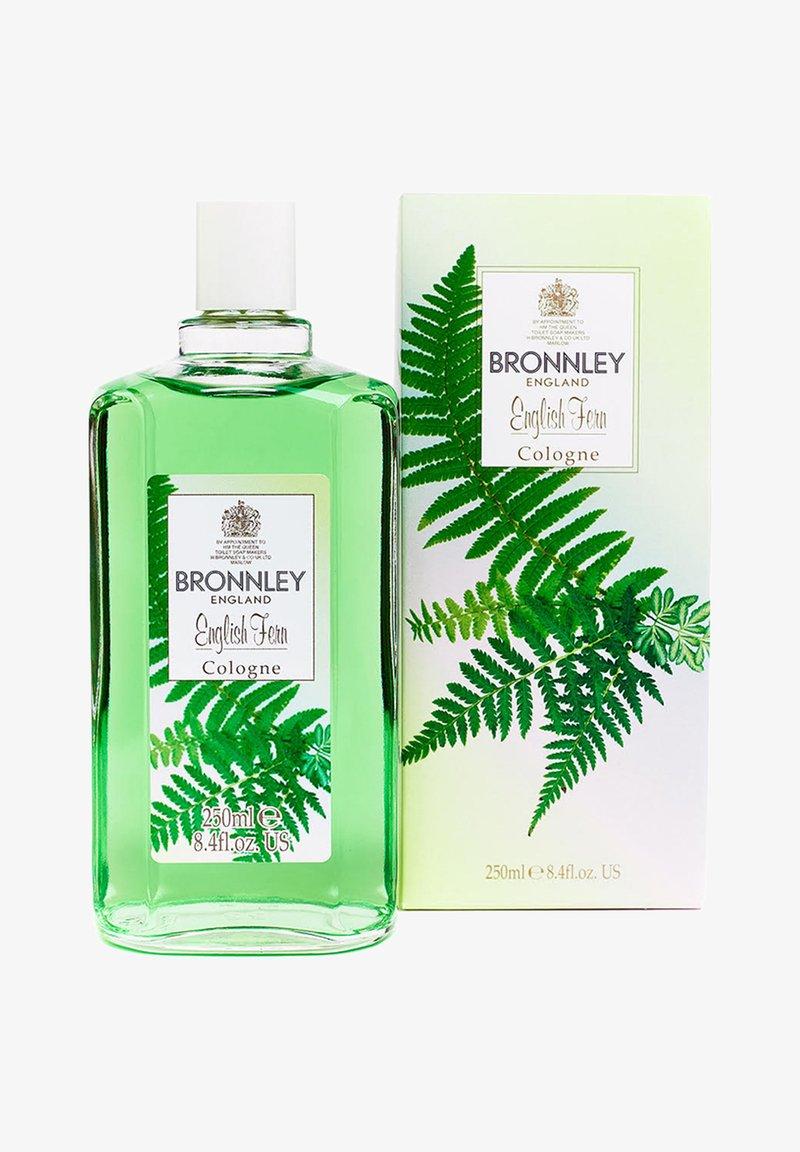Bronnley - BRONNLEY ENGLISH FERN COLOGNE 250ML - Eau de Cologne - -