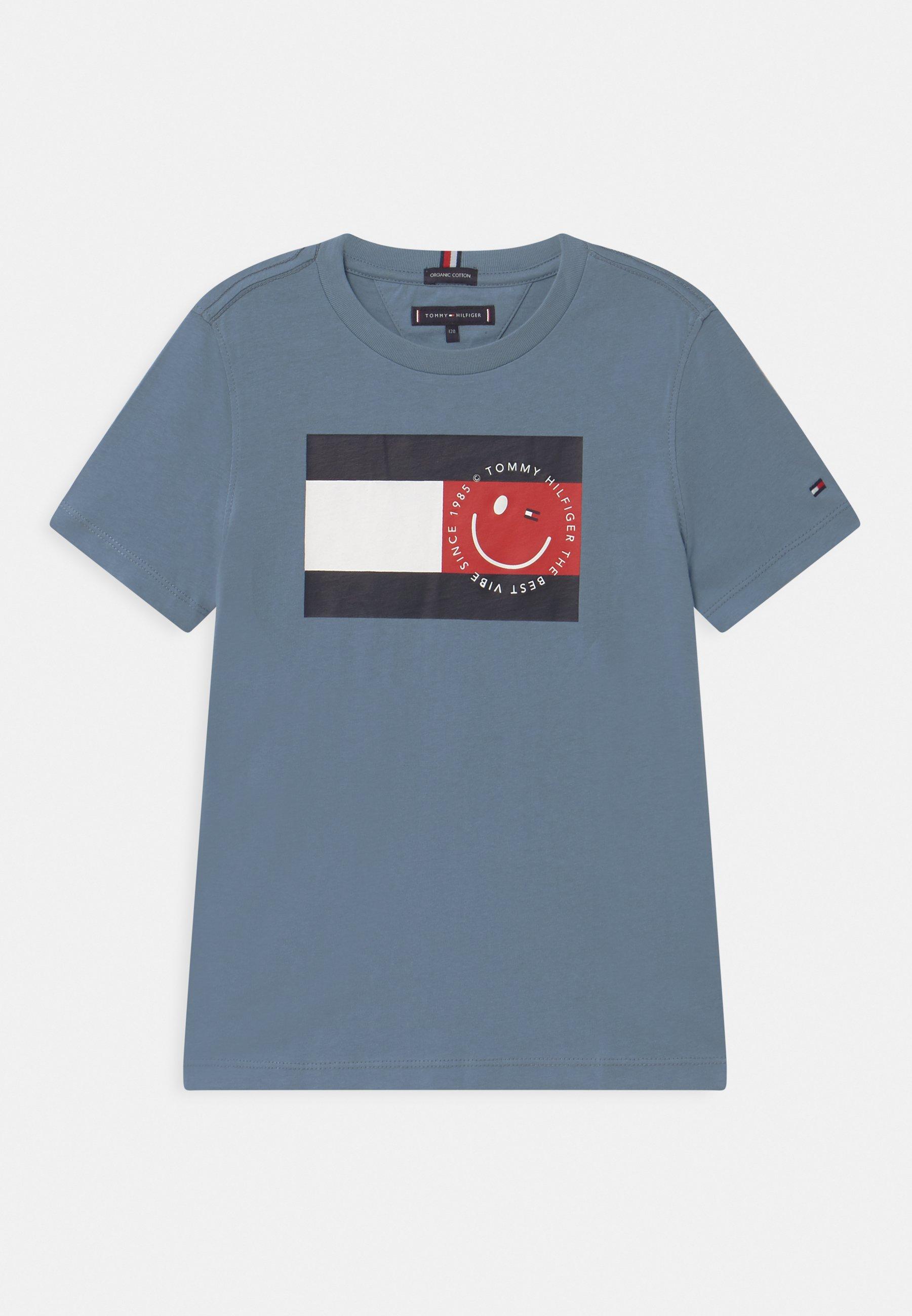 Kids FLAG SMILE UNISEX - Print T-shirt
