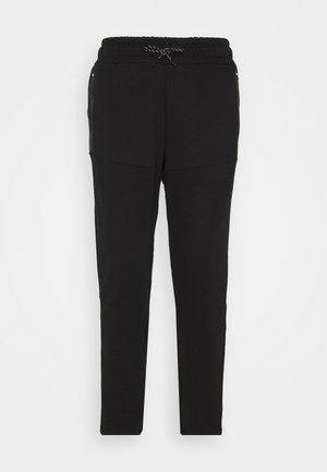 PHILLAN - Pantalones deportivos - black