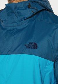 The North Face - VENTURE 2 JACKET  - Hardshelljacke - dark blue/blue - 3