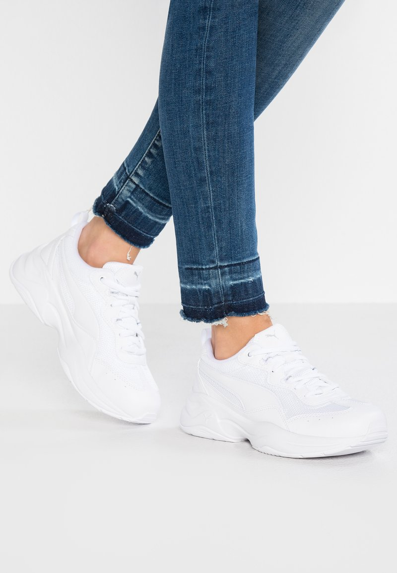 Puma - CILIA - Sneakers basse - white