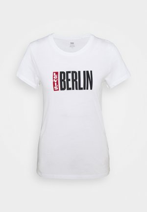 THE PERFECT TEE 2.0 - T-shirts med print - berlin city