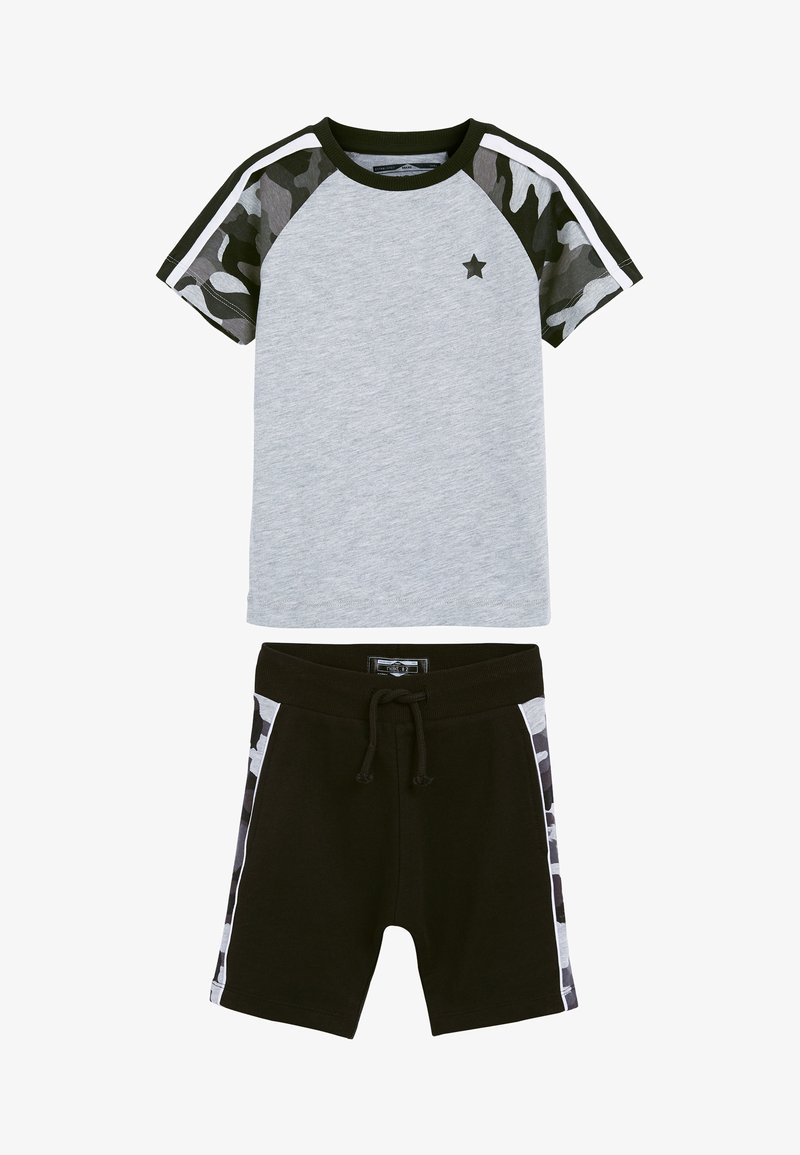 Next - SET - Shorts - black