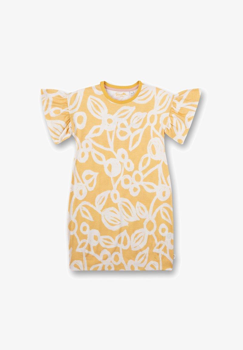Sanetta Pure - Day dress - gelb