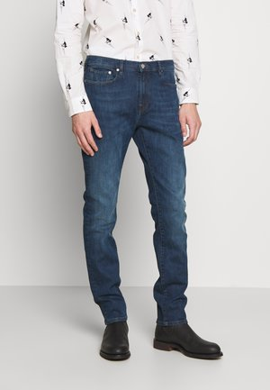 MENS SLIMFIT - Slim fit jeans - blue denim