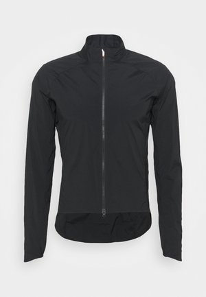 PURE LITE SPLASH JACKET - Větrovka - uranium black