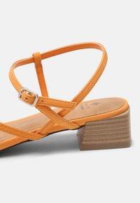 Call it Spring - CARMIN - T-bar sandals - orange - 5