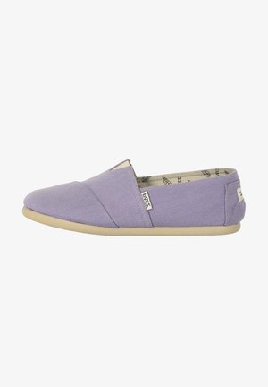 CLASSIC COMBI - Loaferit/pistokkaat - lilac