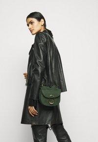 3.1 Phillip Lim - ALIX MINI HUNTER - Across body bag - dark green - 0