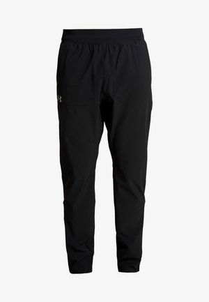 STORM LAUNCH PANT - Stoffhose - black