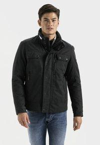 camel active - Winter jacket - charcoal - 0