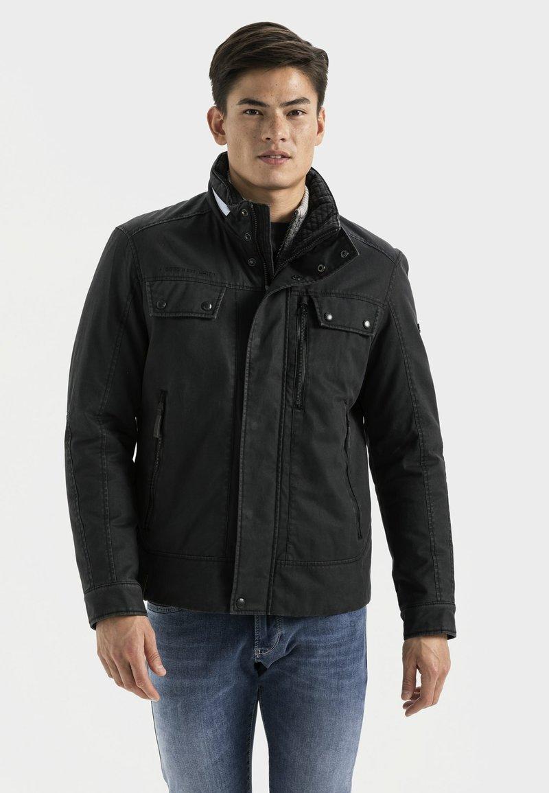camel active - Winter jacket - charcoal