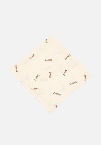 CLOTH 3 PACK UNISEX - Muslin blanket - beige