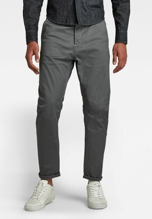 GRIP 3D RELAXED TAPERED - Broek - graphite