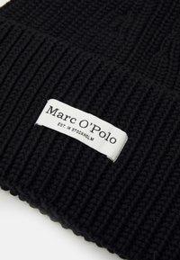 Marc O'Polo - HAT - Beanie - black - 2