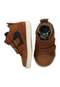 Bunnies - PATRICK PIT  - Baby shoes - brown - 3
