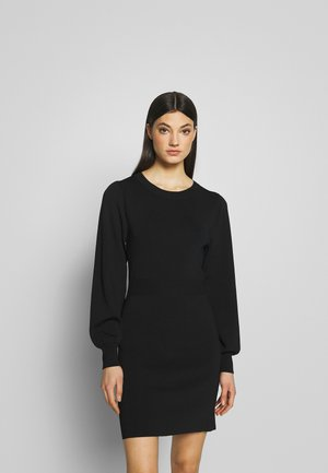 ROBE - Jumper dress - black
