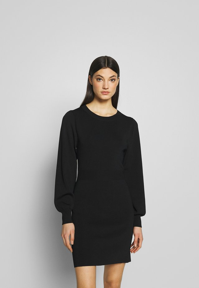 ROBE - Jumper dress - black