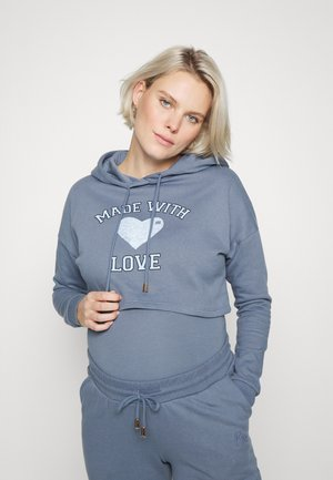 MADE WITH LOVE - Sweatshirt - blue
