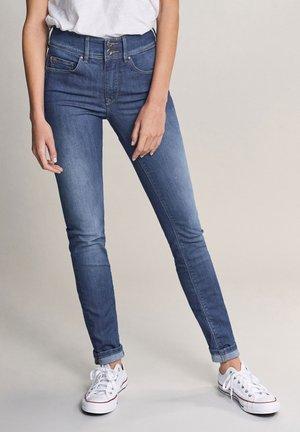 PUSH UP - Jeans Skinny Fit - blue denim