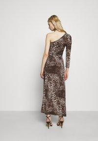 TFNC - JADA - Společenské šaty - dark brown - 2