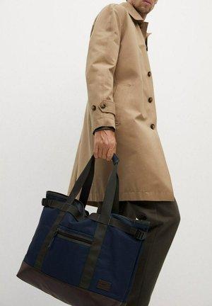 VALLEY - Tote bag - blau