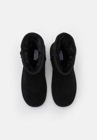 Esprit - LUNA MID BOOTIE - Classic ankle boots - black - 5