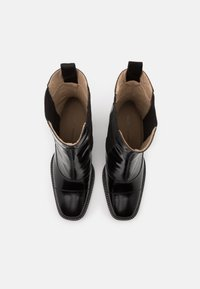 Tiger of Sweden - TIMONE - Classic ankle boots - black - 4