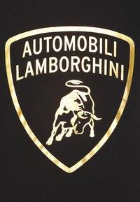 Automobili Lamborghini Kidswear - SHIELD - Print T-shirt - black pegaso - 2