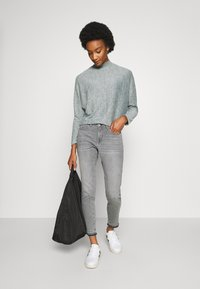 Opus - ELMA TINTED - Jeans Skinny - authentic grey - 1