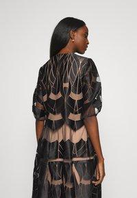 Alberta Ferretti - DRESS - Cocktail dress / Party dress - black - 3
