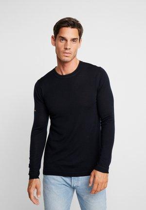Sweter - nightwatch black