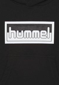 Hummel - MONO HOODIE UNISEX - Hoodie - black - 2