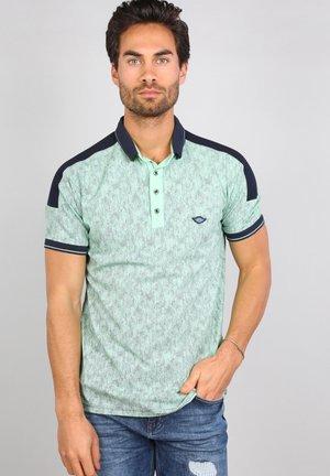 Polo shirt - ash green