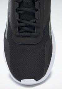 Reebok - ENERGYLUX 2.0 3D ULTRALITE - Neutral running shoes - black - 9
