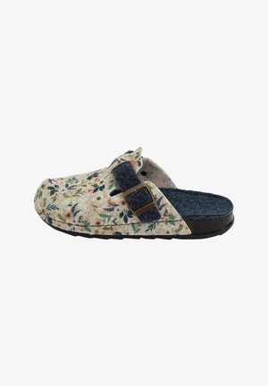 Clogs - navy