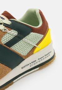 Scotch & Soda - VIVEX - Sneakers - green/beige - 5