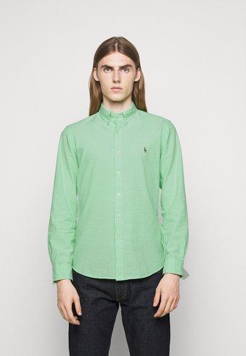 CHAMBRAY - Shirt - spring lime