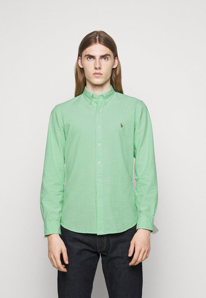 Polo Ralph Lauren - CHAMBRAY - Camicia - spring lime