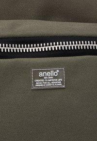 anello - ROUNDED BACKPACK UNISEX - Rucksack - grey - 3